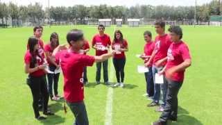 Dinámica: Suma de equipos (Competencia de grupos)