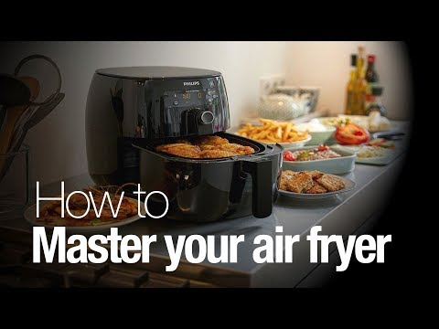 5 tips to help you master your air fryer