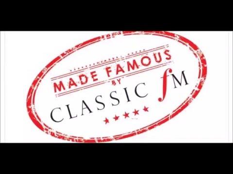 Interview in Classic FM radio