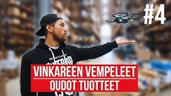 Oudot Tuotteet - VV Jakso 4