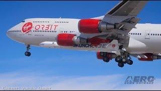 Airborne 12.12.18: BBJ 777X!, Lunar Landing Checklist, R66 Cargo Hook
