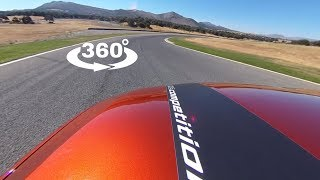 BMW M2 Competition Fast Lap. 360° video.