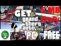 GTA 5 For PC in Free only 5 MB Highly Compressed No Survey