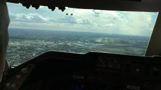747 інструкція з ILS і посадки. Красиво зроблено