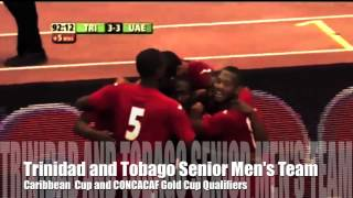 SUPPORT TRINIDAD AND TOBAGO AT THE CARIBBEAN CUP 2015