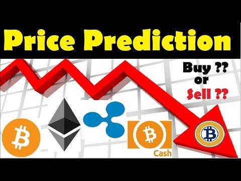 Price Prediction XRP // BTC // BCH // ETH