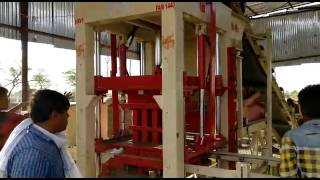 Paver Block Making Machine – Fly Ash Brick Machine India