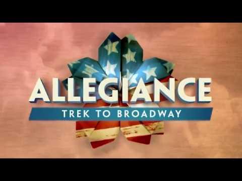 ALLEGIANCE Musical -Trek To Broadway- EPISODE 1: GOD, I HOPE WE GET IT