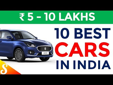 Top 10 Best Cars Under ₹ 10 Lakhs in India | With Mileage, Engine, etc