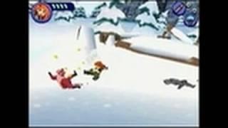 Kim Possible: Global Gemini Nintendo DS Gameplay - Snow