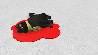 SIR MEOWS A LOT PRANK GONE WRONG! (Roblox Movie)
