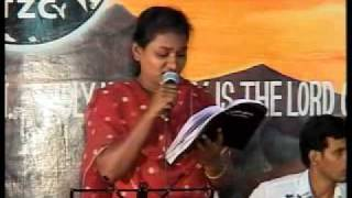 Tamil Christian Song - unnai athisayam - Sheeba - Zion Music Festival
