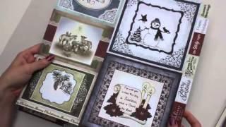 Heartfelt Creations - Christmas Card Collection 2013