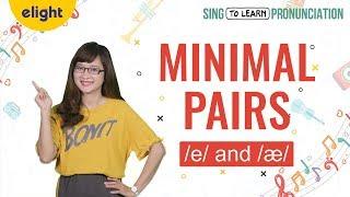 Học phát âm qua The lazy song | CẶP ÂM /e/ và /æ/ | Sing To Learn Pronunciation #4