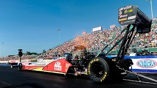Doug Kalitta holds onto the top qualifier at the #SummitNats