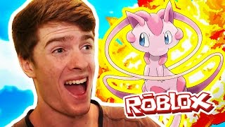 MEW! / Pokemon Legends / Roblox Adventures