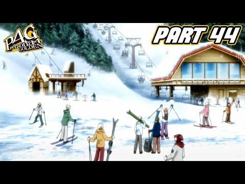 Persona 4 Golden - Ski Trip #44