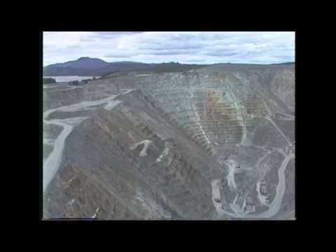 Island Copper Pit