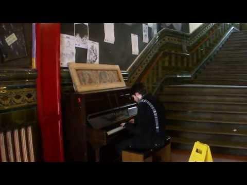 Forest Cafe Piano Edinburgh