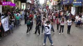 PSY - Gangnam Style - Flashmob Kpop Jujuy - Argentina (OFICIAL)