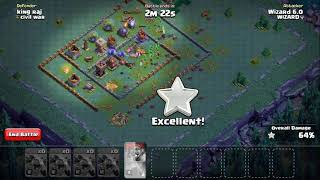 Clash of clans Attck successful | Game Tricks