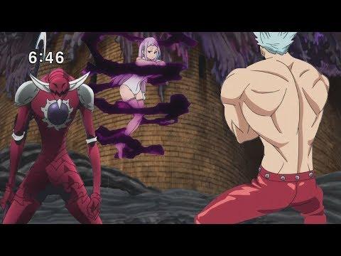 Nanatsu no Taizai: Imashime no Fukkatsu「AMV」- Numb
