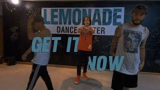 Tiwa Savage Ft. Omarion - Get It Now Remix | Choreo C.A.W.A (LEMONADE DANCE CENTER)