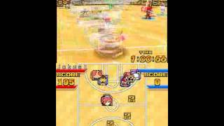 Mario Hoops 3-on-3 - 2006 - Cactuar Unlock