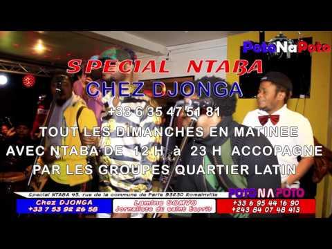 Spécial Ntaba avec quartier latin de Suzuki 4×4,Deo Brondo,Zoe Bella,Binda le 21/02/2016 Chez DJONGA
