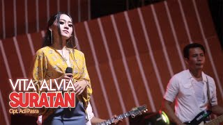 Vita Alvia - Suratan (Official Music Video) | Dangdut Koplo Version
