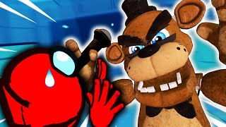Five Nights At Freddy's Plays: AMONG US in VR! - (VRChat FNAF)