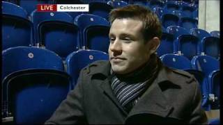 BBC Look East News Football Norwich V Colchester & The General Election