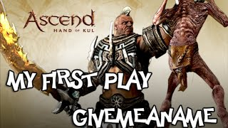 Ascend: Hand of Kul F2P Gameplay HD - My First Play