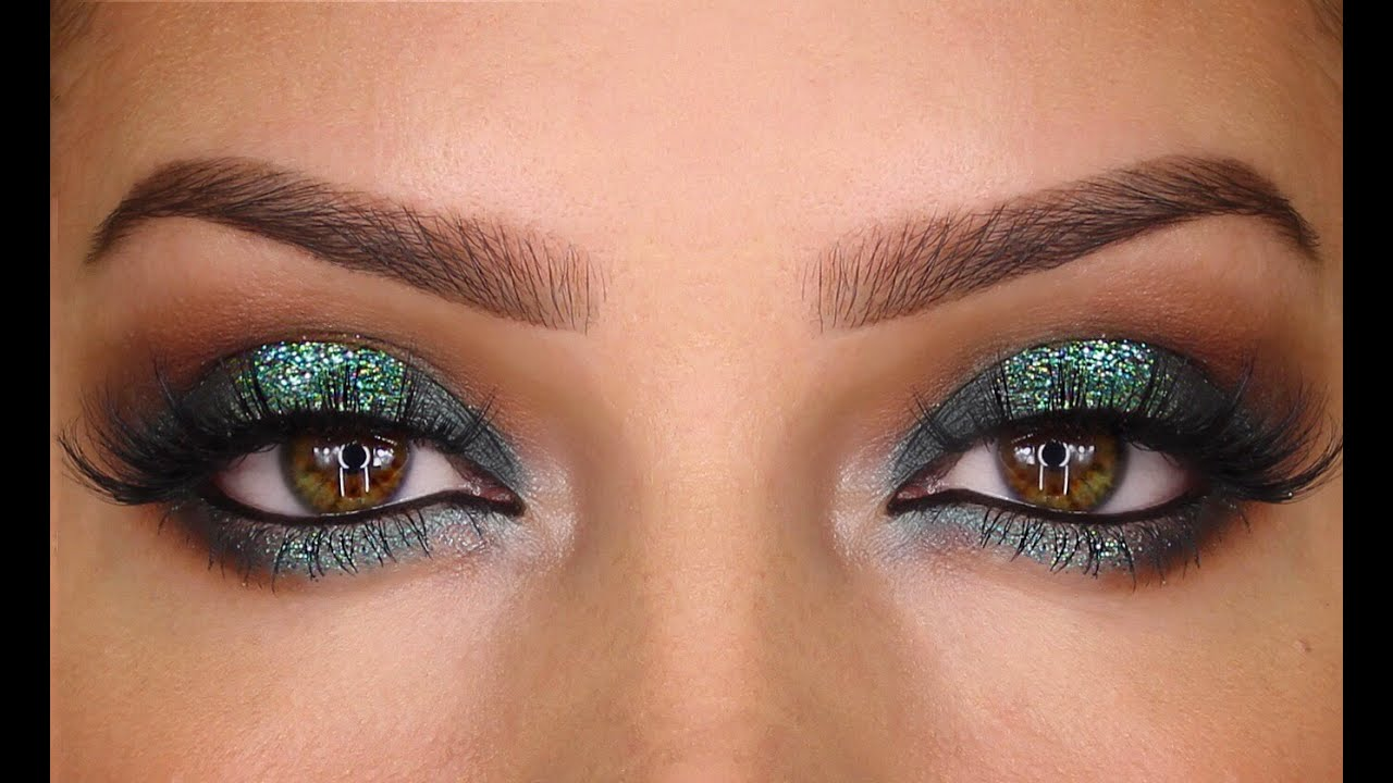 Sea-Green Spotlight Prom MakeUp Tutorial | Shonagh Scott | ShowMe MakeUp