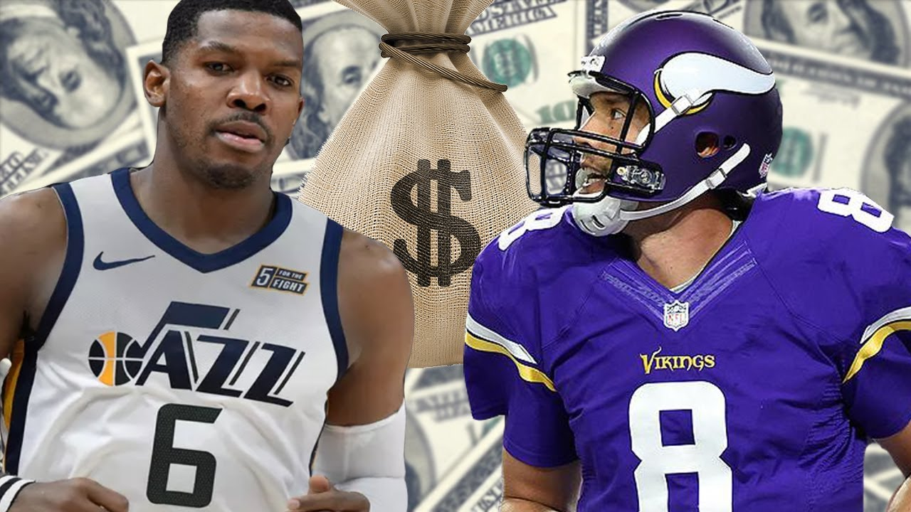 10 Athletes Who Are Worth WAY MORE Than You Think