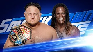 WWE Smackdown LIve 12th March 2019 Highlights : PREVIEW