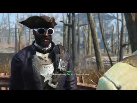 This is by far the most unusual/confusing thing to happen to me on Fallout 4