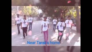 Bangalore Ntr fans hungama infront of Ntr 's house