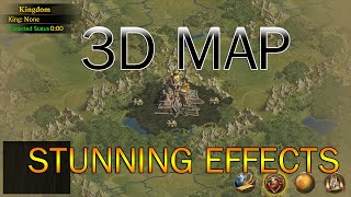 Guns Of Glory: 3D Map With Stunning Effects