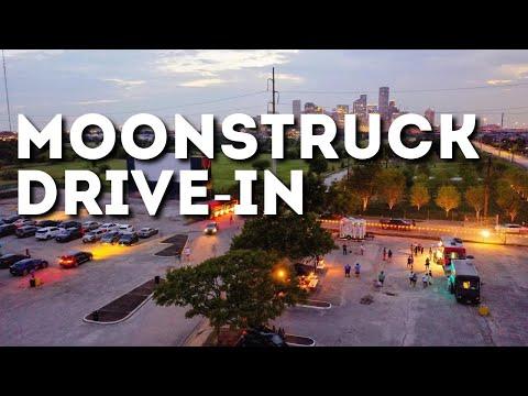 Houston Drive In Movie Theater - East River Houston, #NeighborhoodSpotlight #movemetotx
