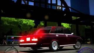 GTA IV Baku Style Vaz 2107.wmv