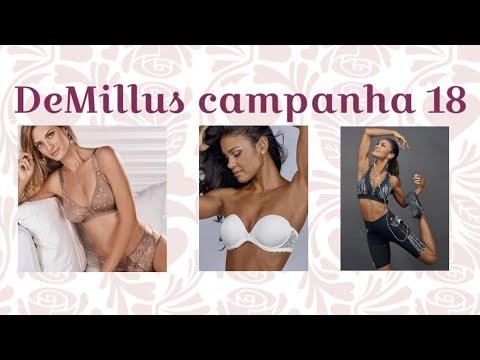 Caixa DeMillus campanha 18
