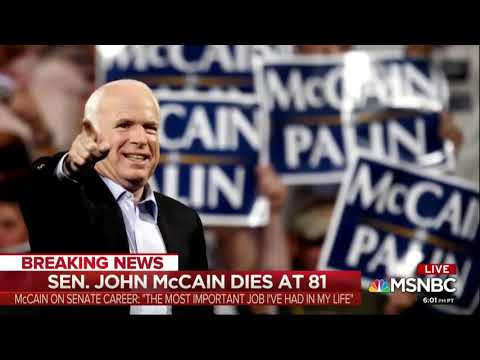 Joe Scaraborough Tells Republicans To Learn From John McCain And Get Some Courage