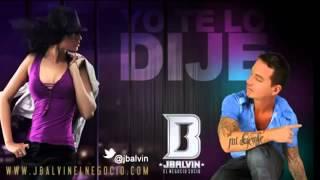 J Balvin -