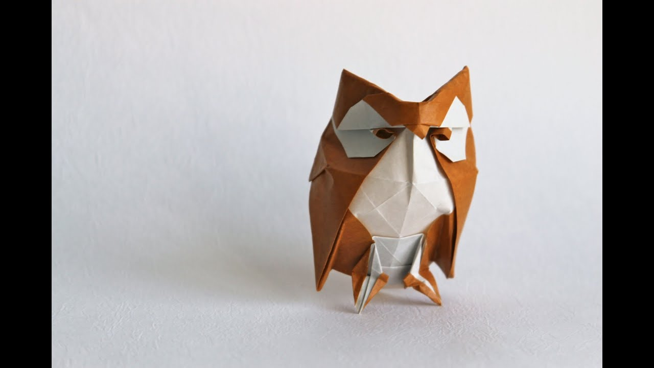 How to Make an Origami Owl (with Pictures) - wikiHow | 720x1280