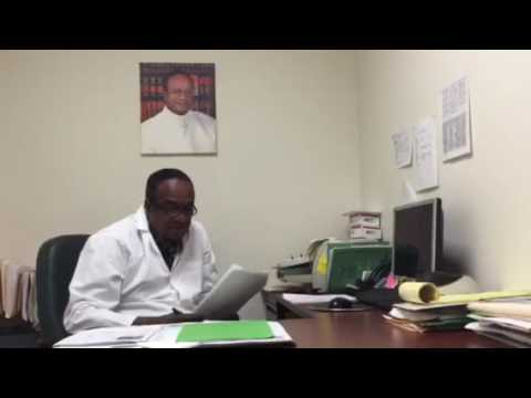Dr  Justice E  Obi finds the cure for HPV