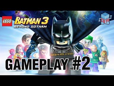 LEGO Batman 3 Gameplay Commentary 02