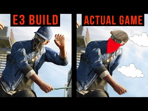 UBISOFT LYING ABOUT WATCH DOGS 2? (my opinion)