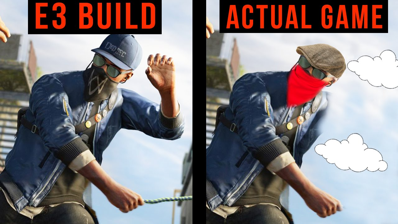 maxresdefault ubisoft lying about watch dogs 2? (my opinion) youtube