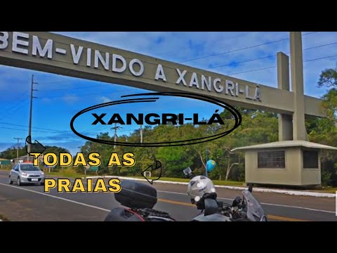 017 - Xangri-lá - RS - A Praia do Planeta Atlântida